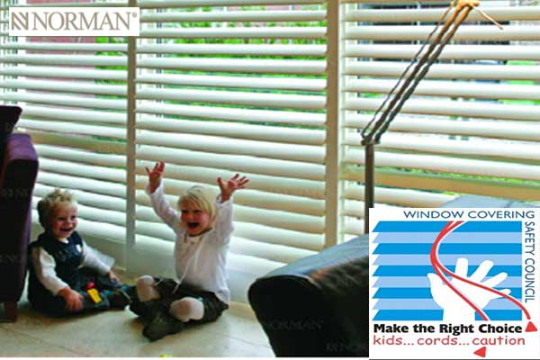 Window Coverings Cord Safety - Zebrablinds.com