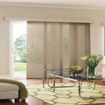 We have the window treatments, the colors, the material, the accessories