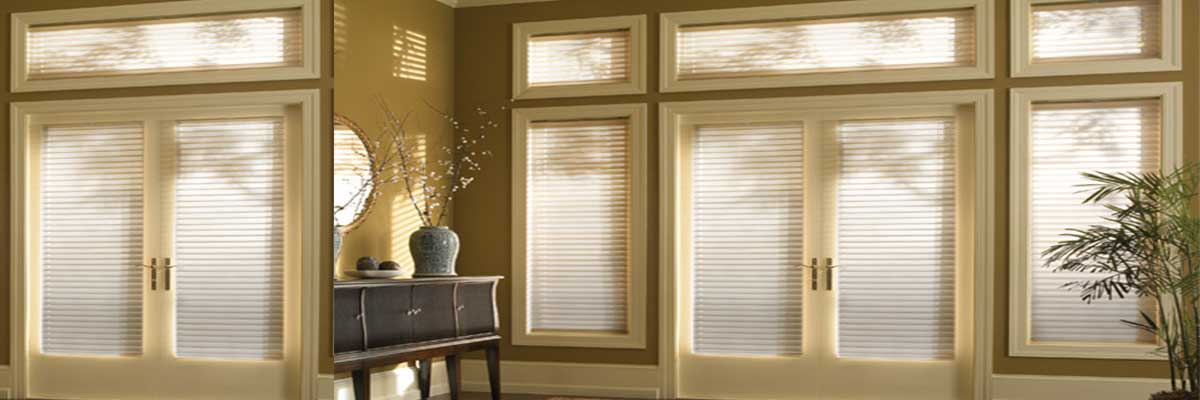 Noise Cancelling Window Blinds And Shades