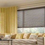 UNADORNED WINDOWS, INCOMPLETE HOME – Wooden Blinds