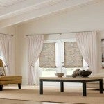 The Advantage of Using Light Roman Shades for Windows