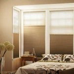 BLACKOUT CELLULAR SHADES with Sun-Up-Sun-Down