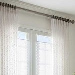 SUMMER COLORS FOR DRAPES & BLINDS