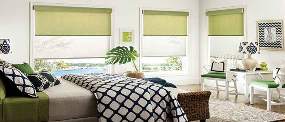 The Flexibility of Dual Roller Shades | ZeBlinds on