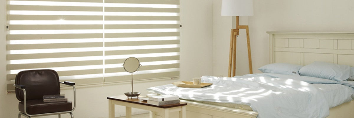 Horizontal Sheer Window Dressings