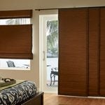Sliding Panels Window Shades for Home Solutions