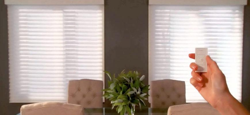 Window Dressing Ideas - Smart Home Blinds And Shades