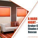 A Hard Day's Night – Graber Cellular Shades to the Rescue