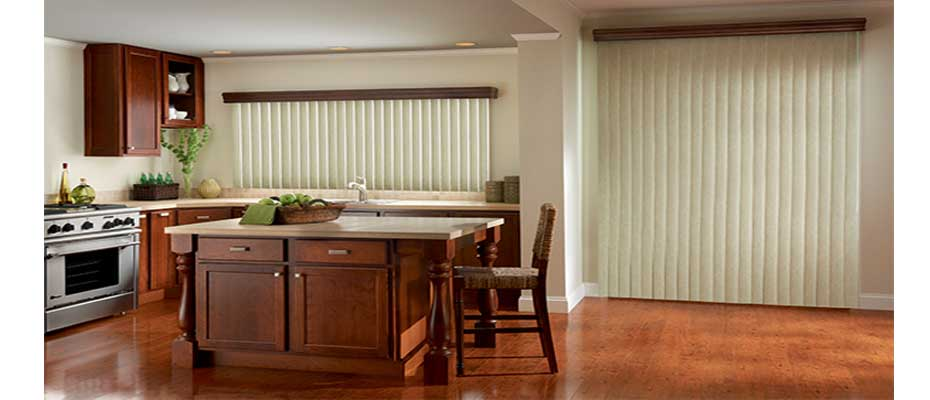 Vertical Blinds And Shades For Expansive Windows
