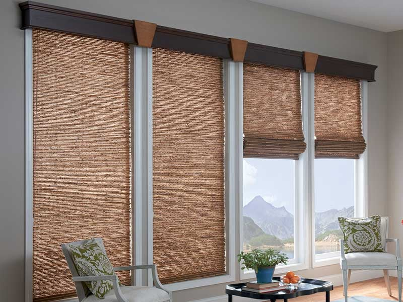 Wood-Cornices - Zebrablinds.com