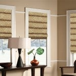 Dream Designer Roman Shades