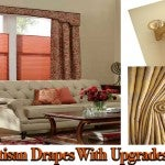 Handcrafted Graber Artisan Drapes: a beautiful masterpiece