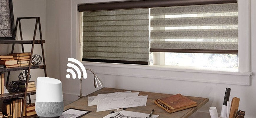 Smart Home Blinds And Shades