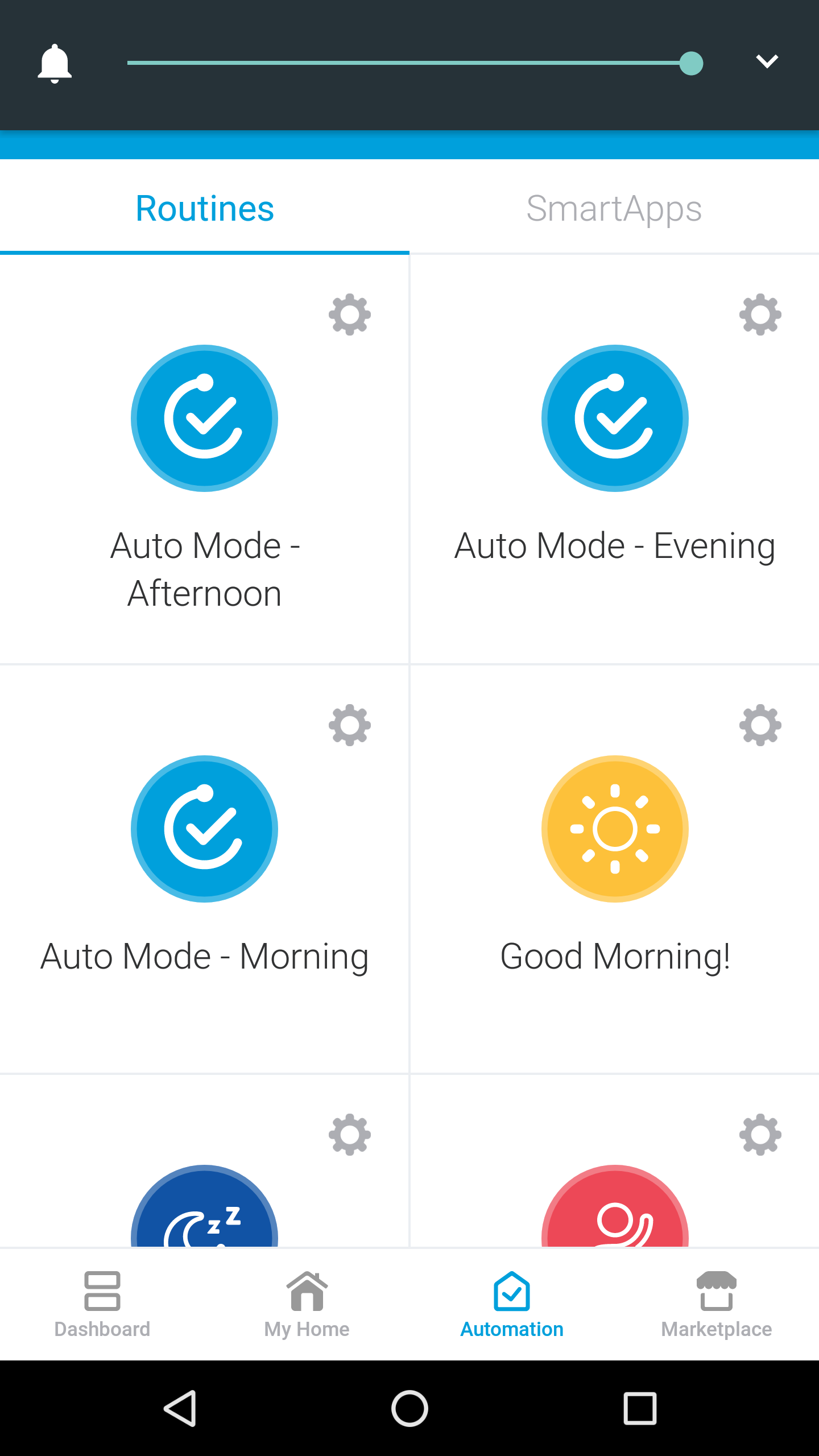 Smartthings-automation