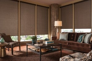 Automatic Blackout Roller Shades