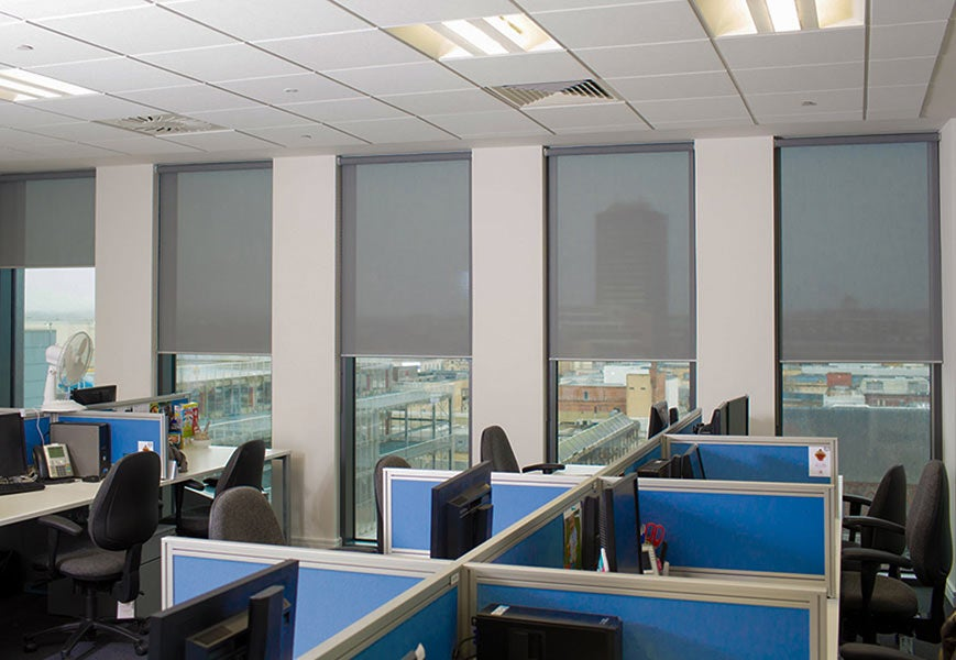 Office-Blinds - Zebrablinds.com