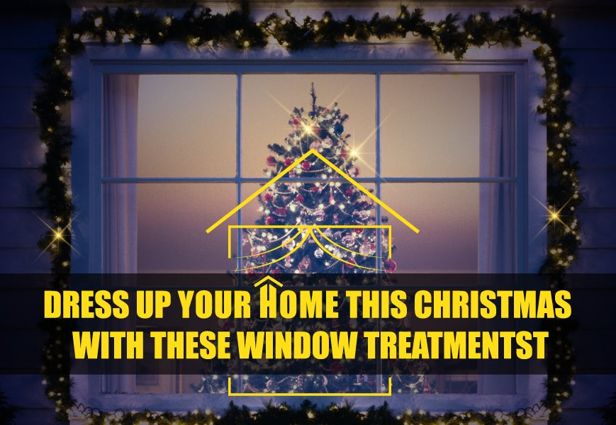 Dress-Up-Your-Home-This-Christmas-With-These-Window-Treatments - Zebrablinds.com