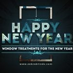 Window Treatments For the New Year