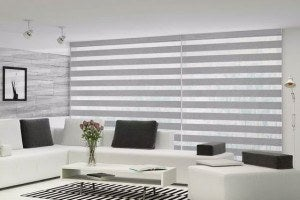 Zebra Sheer Window Shades