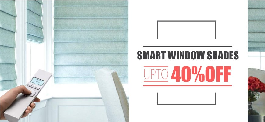 Smart Window Shades