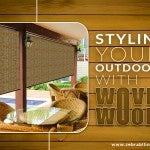Styling Your Outdoors With Woven Woods
