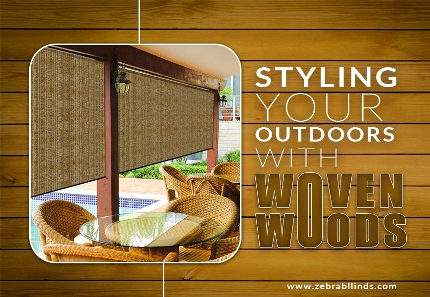 Woven Woods for Outdoors