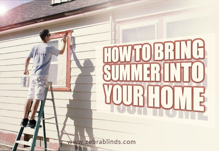 Summer Window Treatment Ideas