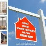 Budget Friendly Window Treatments for Your Rental Home