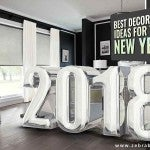 Best Decorating Ideas for Your New Year 2018