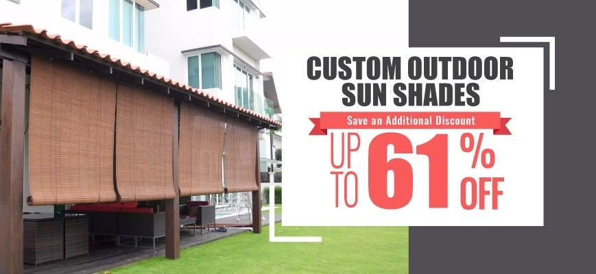 Custom Outdoor Sun Shades