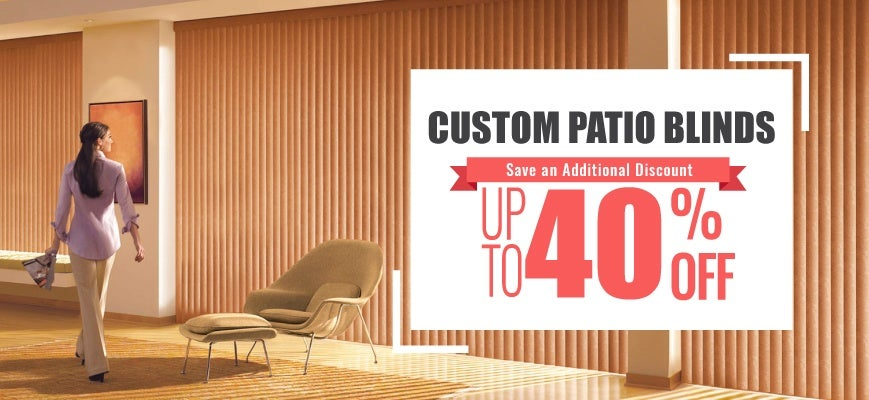 Custom Patio Blinds
