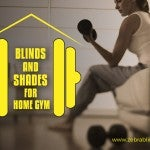 Blinds and Shades for Home Gym