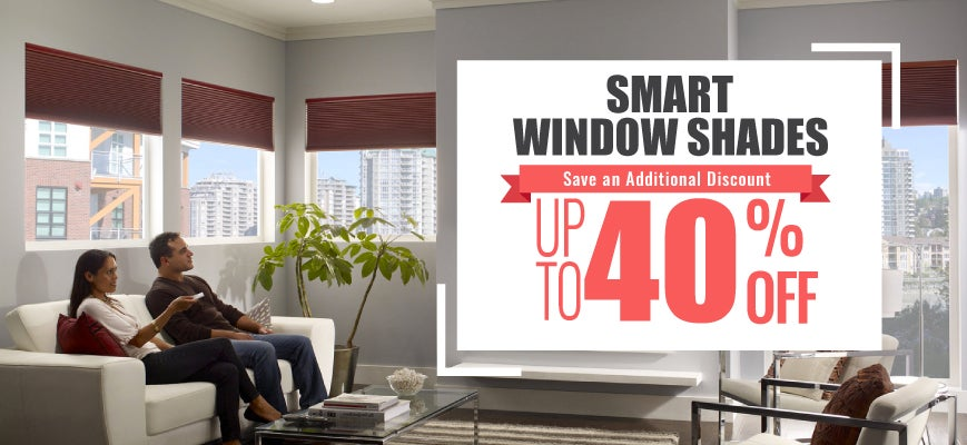 Smart Window Blinds And Shades
