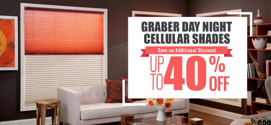 Graber Day Night Cellular Shades