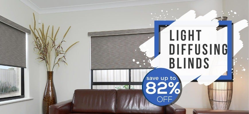 Light Diffusing Blinds