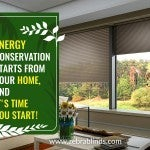 Energy Conservation Starts From Your Home, and It's Time You Start!