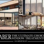 Graber- The Ultimate Choice for Window Treatments