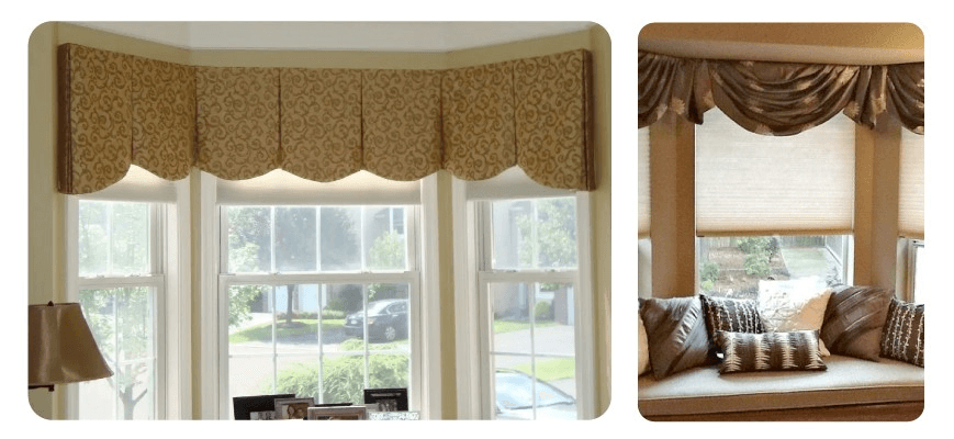 Drapes For Your Bay Windows