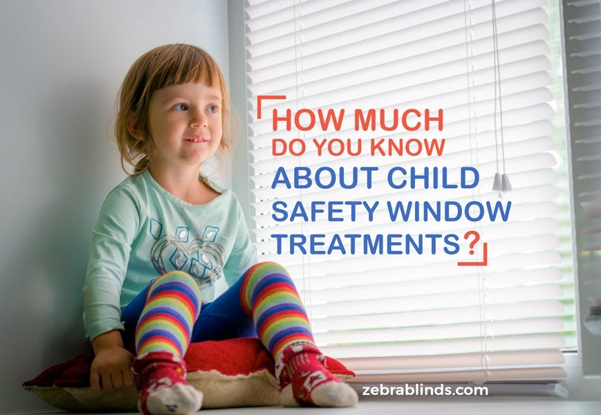 Child-Safety Window Treatments