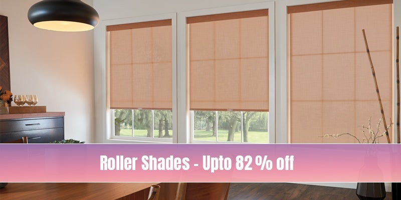 Roll up Patio Shades