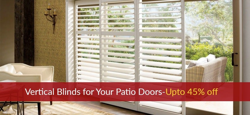 Vertical Blinds for Patio