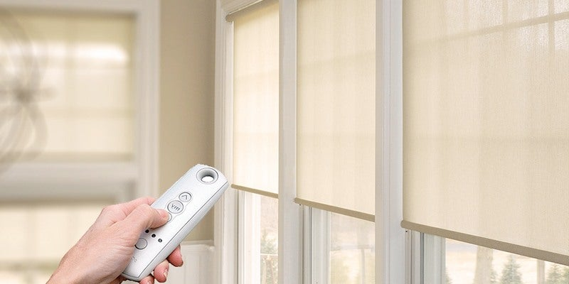 Cordless Window Blinds and Shades