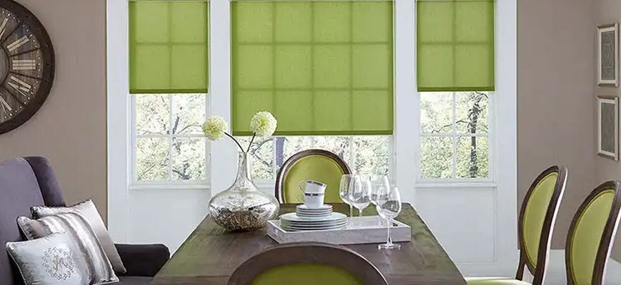 Energy Efficient Smart Window Shades