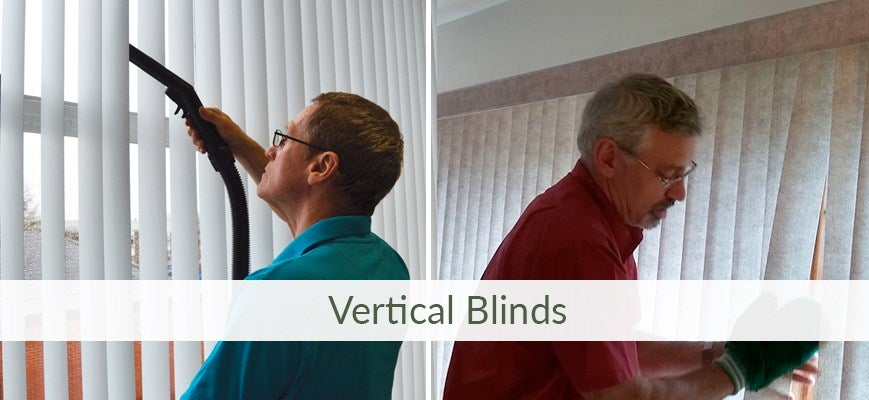 Spring Cleaning Ideas for Vertical Blinds