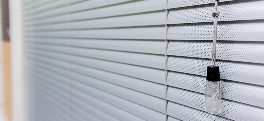 Aluminum Venetian Blinds