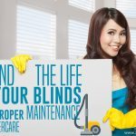 Extend the Life of Your Blinds with Proper Maintenance and Aftercare