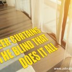 Sheer Curtains: The Blind That Does It All