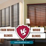 Faux Wood Blinds Vs Wood Blinds: The Ultimate Face-off