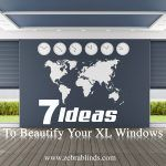 7 Ideas to Beautify Your XL Windows