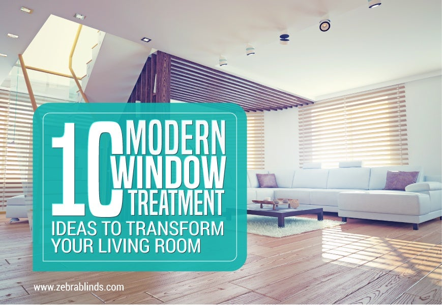Best Blinds for Living Room Windows